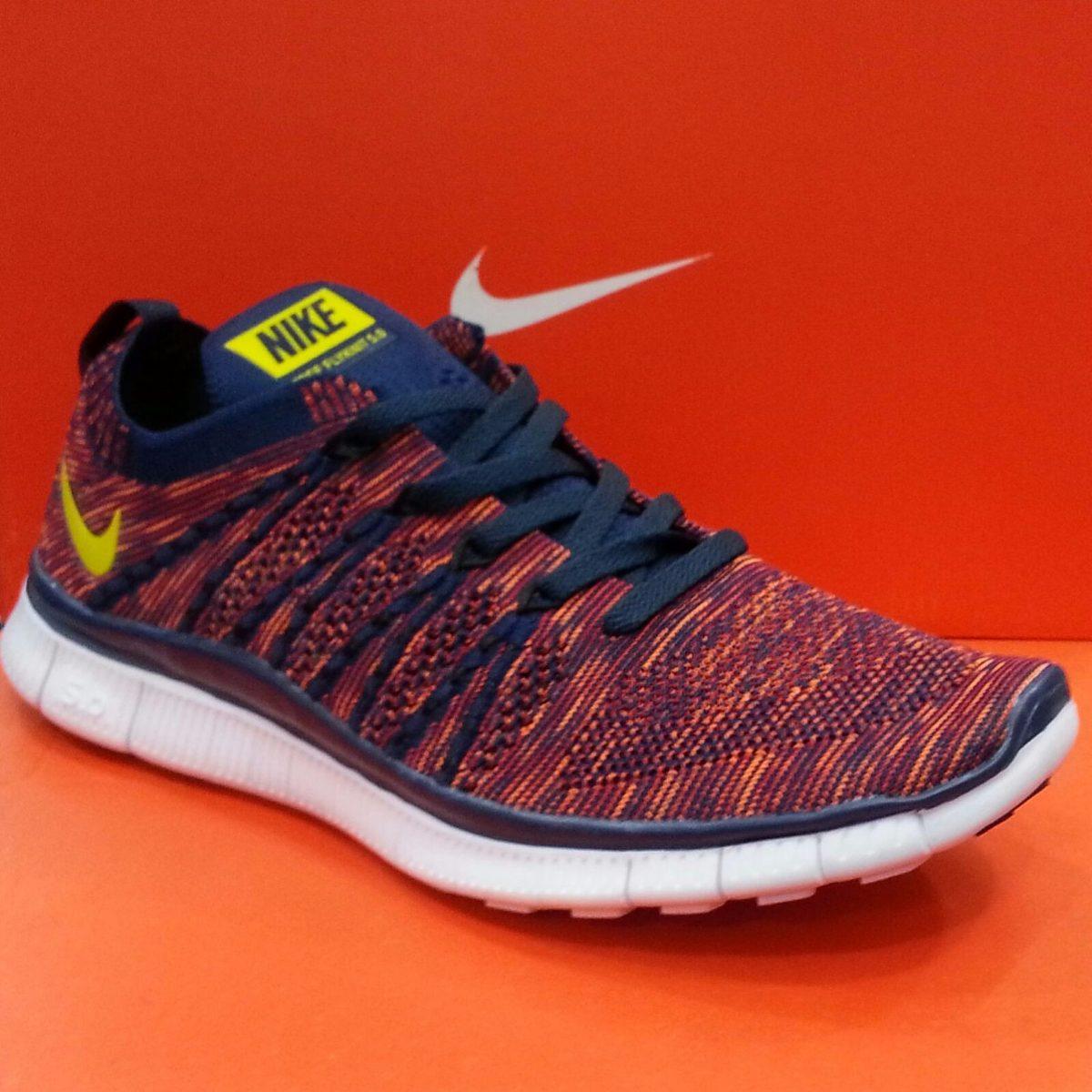 Free 60 0 Libre 5 Zapatos Mercado Nike Flyknit Bs En 1 qn6aROZwRx