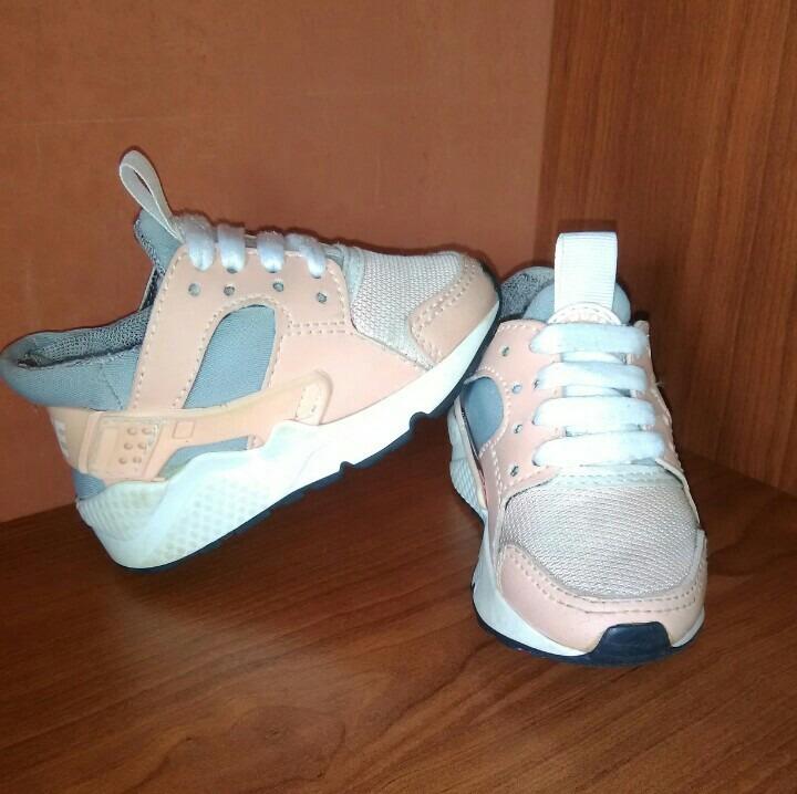 4aba14938 Zapatos Nike Huarache De Bebé - Bs. 55.000