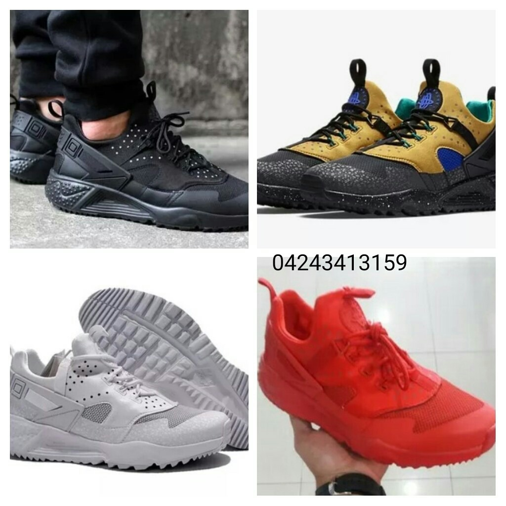 Bs 800 En Zapatos Nike Soberanos Huarache 00 Premium Utility 800 Bc06YpW0qP