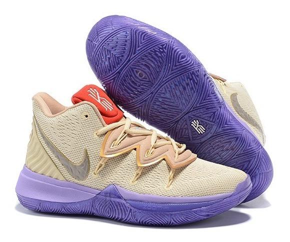 Zapatos Irving 5 Y Dama Caballero Nike QCBothdxsr
