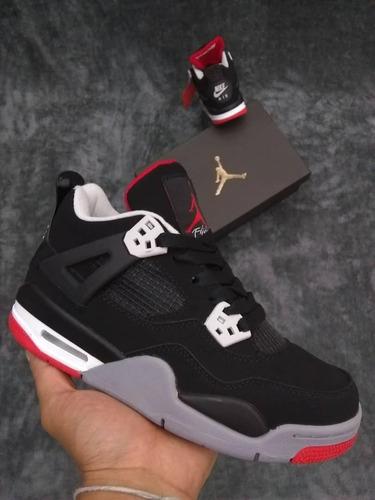 zapatos nike jordan retro 4