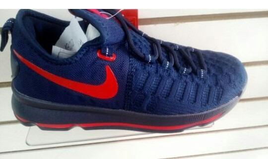 ff7be93ecff07 Zapatos Nike Kd 9 Caballeros - Bs. 260
