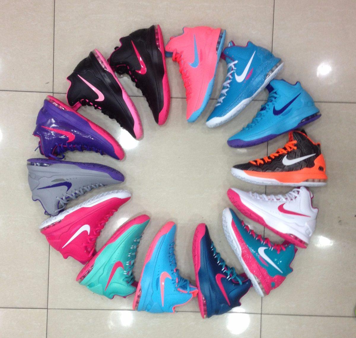 Zapatos Nike Kevin Durant Kd5 (kd) Para Damas Tallas (35-40) - Bs ...