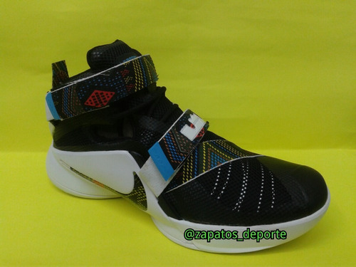 zapatos nike lebrom soldier 9 modelo 2016