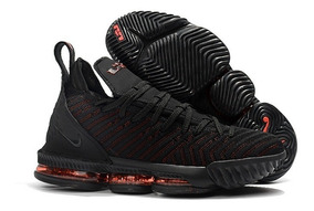 el precio más bajo 5de23 42a43 Zapatos Nike Lebron James 16
