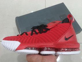 55a99fe2428a Zapatos Nike Lebron James 16