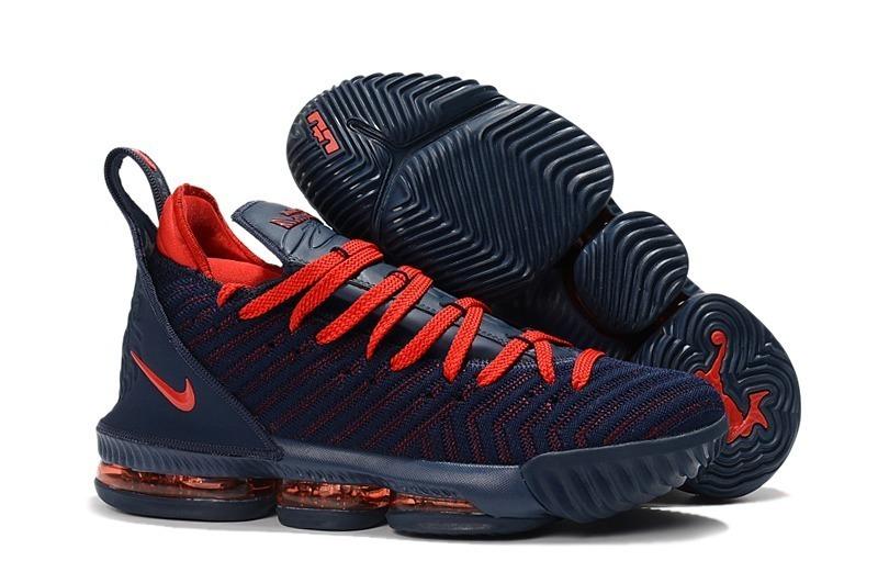 e8037d503b7 Zapatos Nike Lebron James 16 Nuevos Orinales Variedad - Bs. 200.000 ...