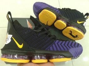 cdc0f1b65930 Zapatos Nike Lebron James 16 Para Damas Y Caballeros