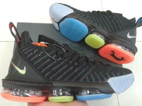 Para estrenar 071d2 6c113 Zapatos Nike Lebron James 16 Para Damas Y Caballeros