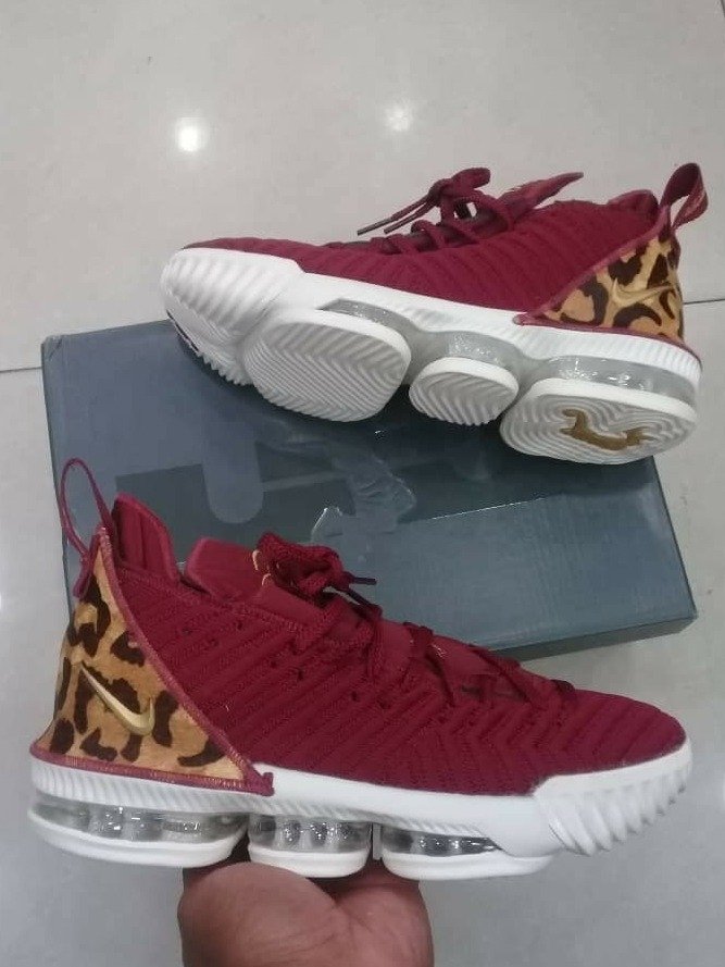b6b5ce4251f Zapatos Nike Lebron James 16(preguntar Antes De Ofertar) - Bs. 7.000 ...