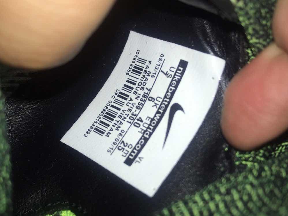 sports shoes d4eb1 db9ab zapatos nike magistax próximo tf pardo verde. Cargando zoom.
