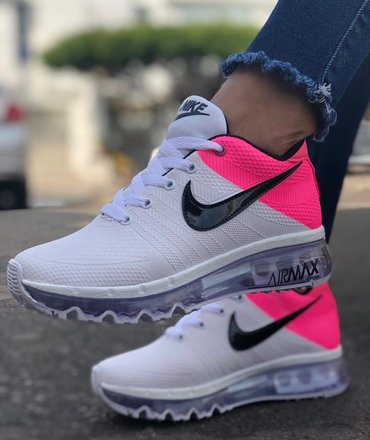e37e62f2f782d Tenis Zapatos Nike Air Max 360 Zapatillas Para Dama