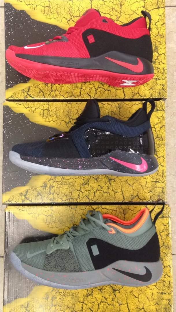 Zapatos Play Para Nike George Store Paul 2 Caballeros kZuXiwTOP