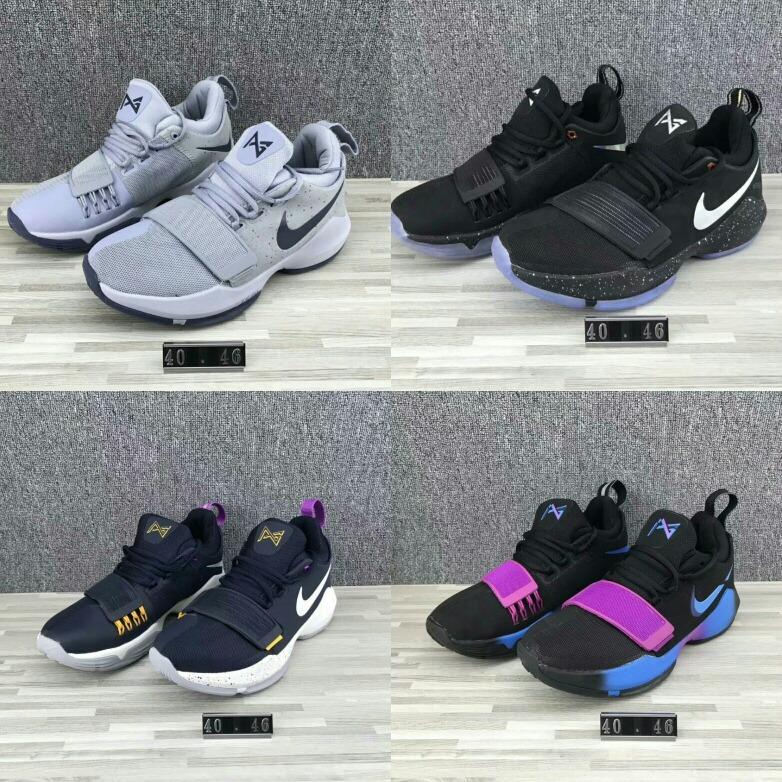 19fc2b32df87 Zapatos Nike Paul George Originales - Bs. 53.800.000