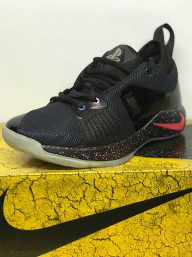 zapatos nike pg 2 playstation (65manzanasverdes)
