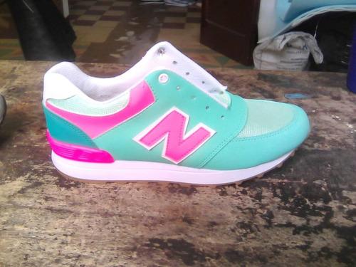 zapatos nike, reebok, new balance