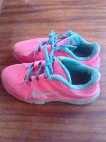 Zapatos Nike Talla 35 35 Color Rosados Zapatos Nike Blanco