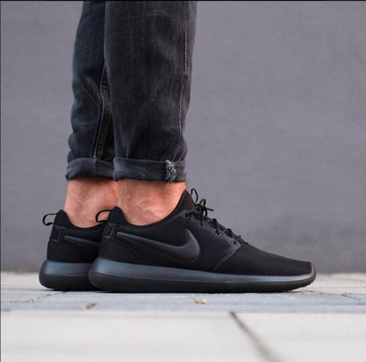 9260db2839faf Zapatos Nike Roshe Run - U S 80