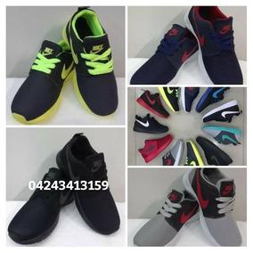 Nike Roche Run Floral Dama Zapatos Deportivos en Mercado