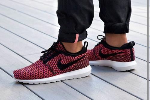 zapatos nike  roshe run de damas