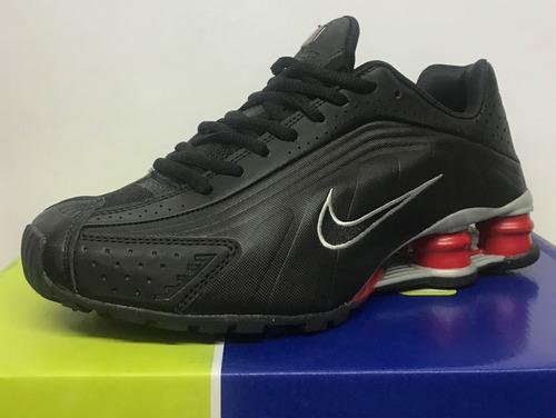 zapatos nike shox (50manzanasverdes)