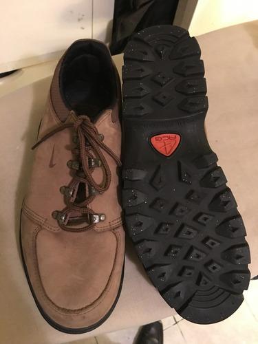 zapatos nike todo terreno como nuevos