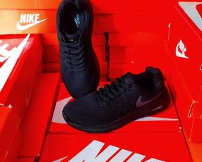 Zapatos Nike Zoom Negro Completo Tallas 40 Y 41 (30$)