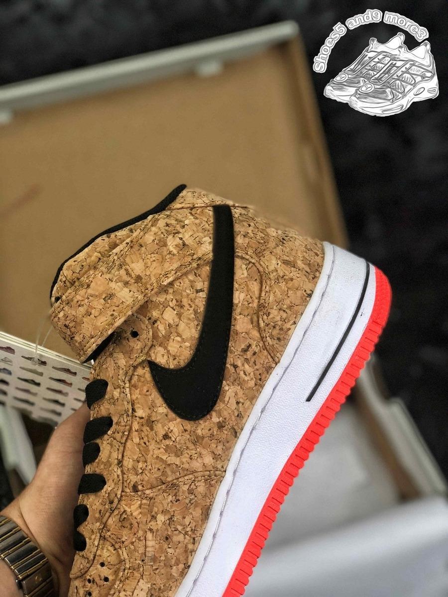 nouveau concept 8cad5 b7df9 Zapatos #nike#air#force1 Mid Cork Af1
