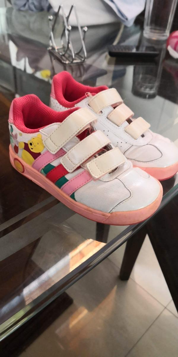 zapato niña adidas