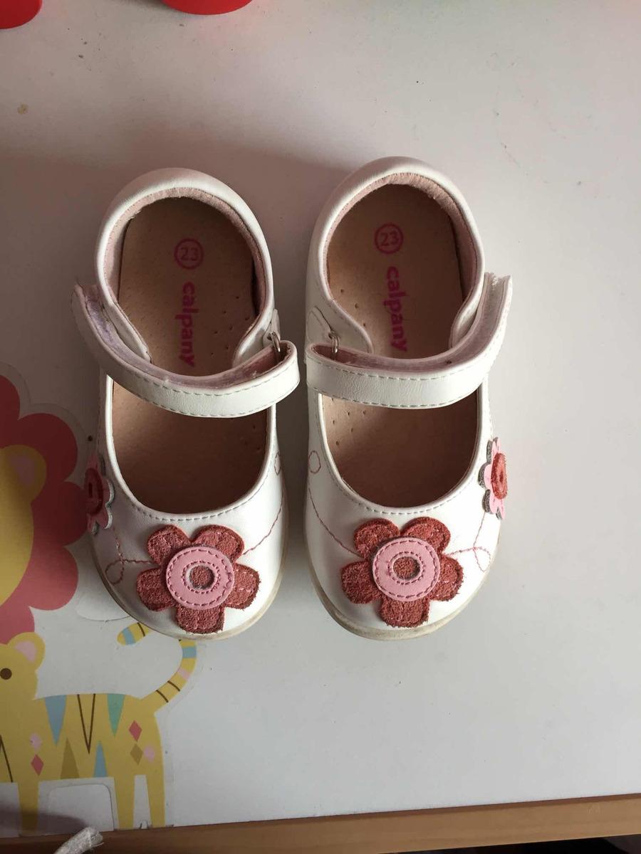 cdff276b Zapatos Niña Calpany - $ 4.000 en Mercado Libre