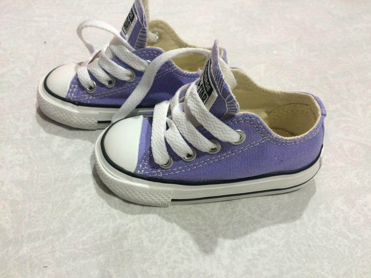 zapatos converse originales de niña