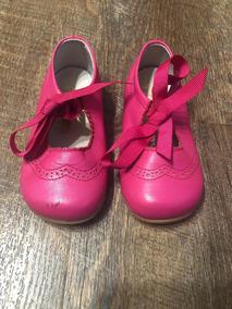 aeadb30c Zapatos Acordonado En Cuero Gamuzado Ninas - Zapatos para Niñas Rosa en Mercado  Libre México