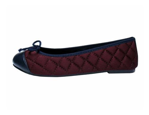 zapatos niña infantil balerina dakota - annik flats