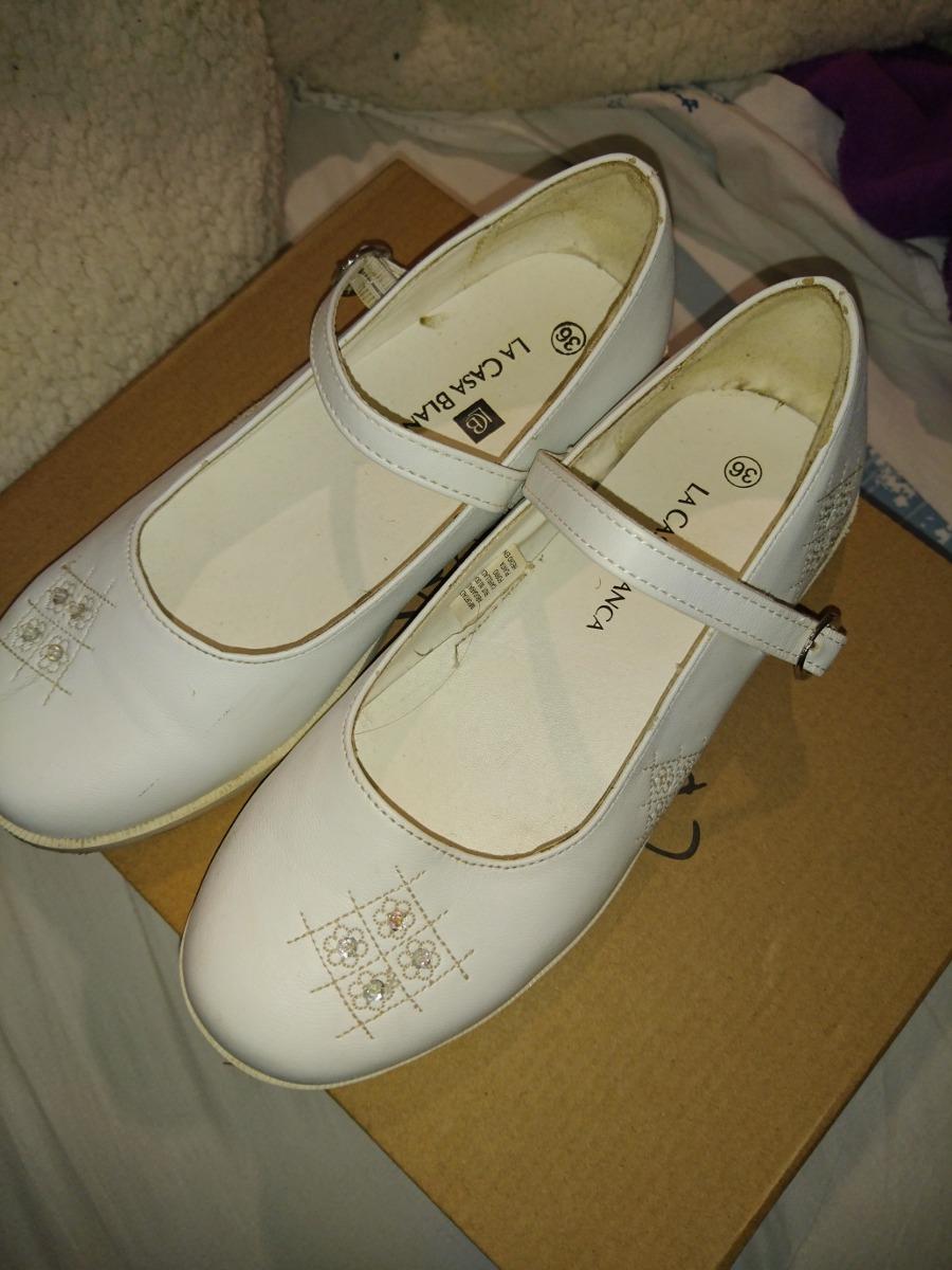 28b07e65674 Zapatos niña primera comunion un uso talla en mercado libre zapatos primera  comunion cristal jpg 900x1200
