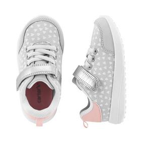 zapatillas adidas plata niña
