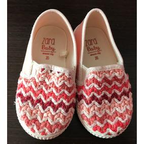 221d874c23a Zapatos Zara De Niñas Talla 20 - Ropa
