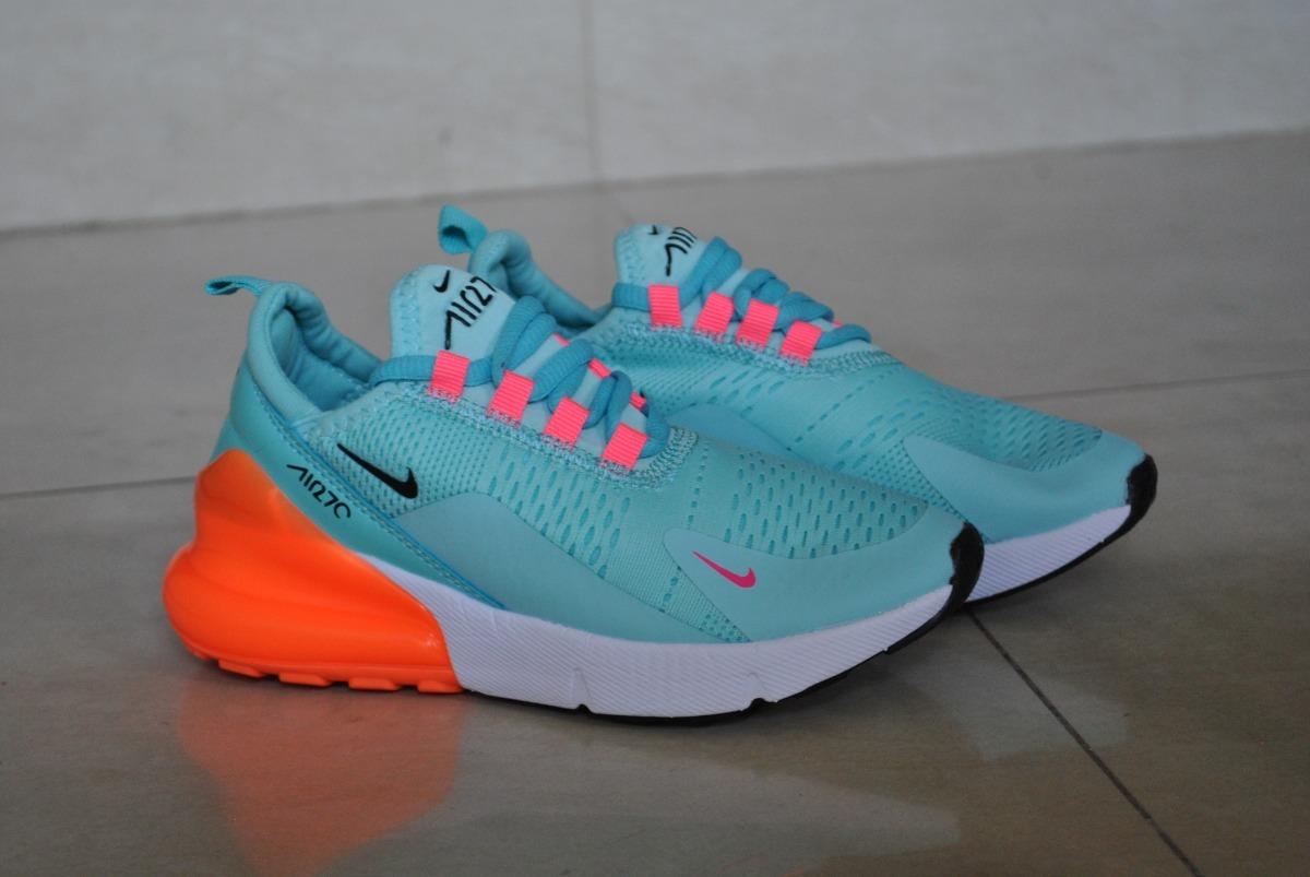 270 Agua Kp3 Naranja Niñas Zapatos Air Max Nike jqc5AS3R4L