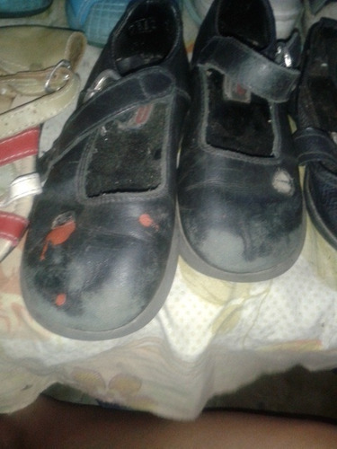 zapatos niñas varios