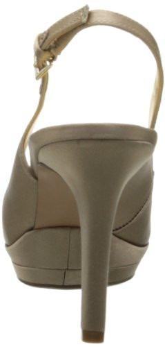 zapatos nine west oro claro mujer talla 7/37.5 originales