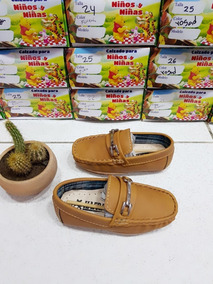 Mocasín Niño Las Todas Tallas Apache Miel Para Zapatos wOvmPnN8y0