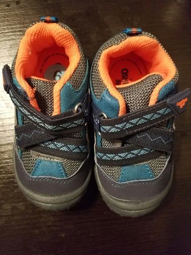 zapatos niño oshko #6