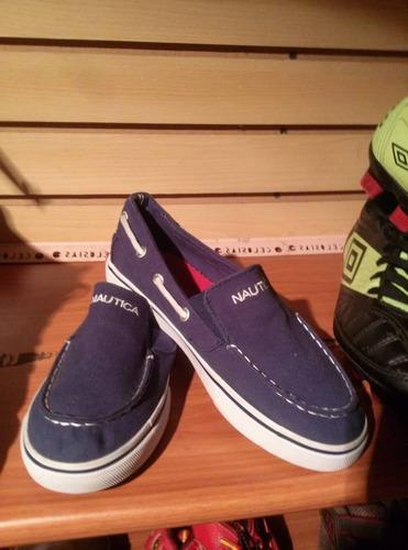 zapatos niño talla 32 nautica originales