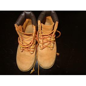 8ddd6246c2b32 Botas Timberland Para Niños Usadas - Zapatos