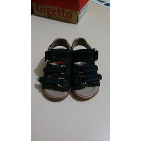 deb13fc39f3 Zapatos Sandalias Gigetto Para Niño Talla 21 Nuevas