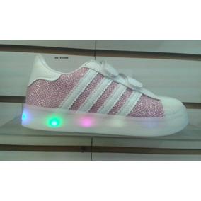 Niñas Adidas Mercado Led Libre Venezuela Zapatos Para En 35ALqc4RjS