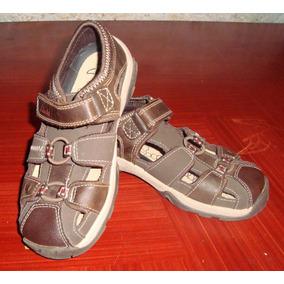 40b5cdf22e38a Zapato O Sandalia Para Niños Clarks Talla 10