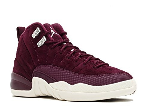 f2b9d9466e Zapatos Niños Jordan Nike Air 12 Retro Bordeaux - $ 1.259.533 en Mercado  Libre