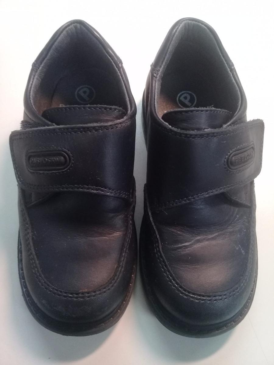 2552264b5 zapatos niños negros talle 27 abrojo marca pablosky españa. Cargando zoom.