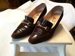 d777aba84 40 Zapatos De Cuero Originales Marruecos Nro. 39 Botas - Zapatos de ...