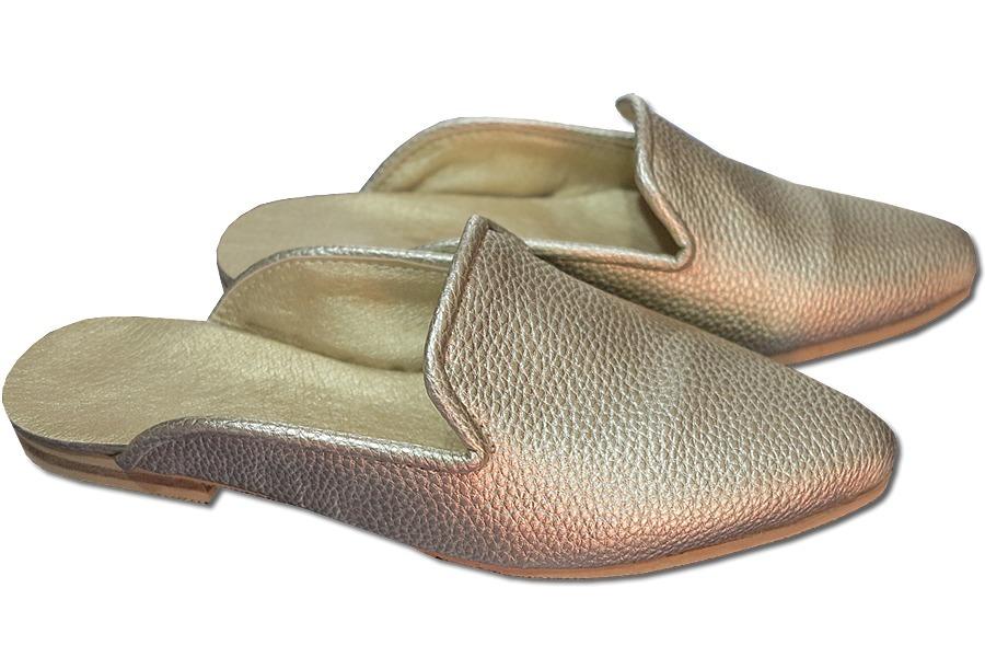 b8bf548f01ff8 Zapatos Nuevos De Mujer Moda Sueco Slipper Sim Cuero 5 Al 44 -   885 ...